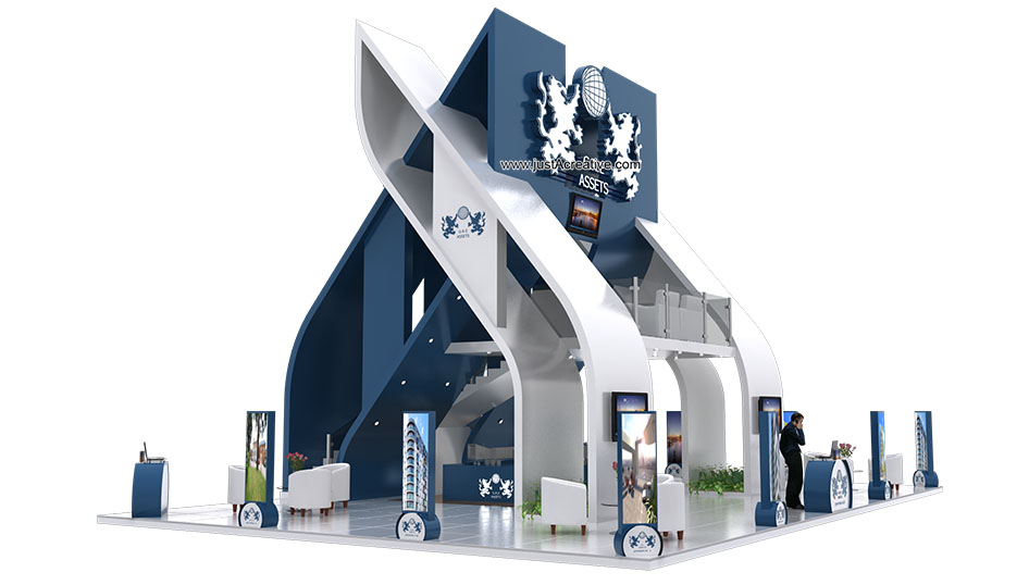 Exhibition Design Concepts