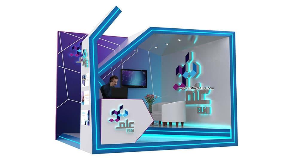 freelance exhibition designer