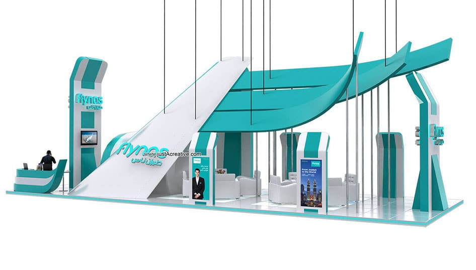 freelance exhibition designer - exhibition design ideas - justAcreative